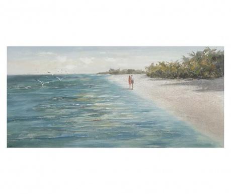 Tablou Beach Walk 70x150 cm
