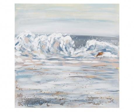 Tablou Feel The Waves 100x100 cm