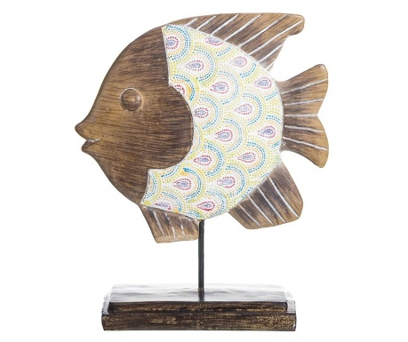 Rainbow Fish Dísztárgy