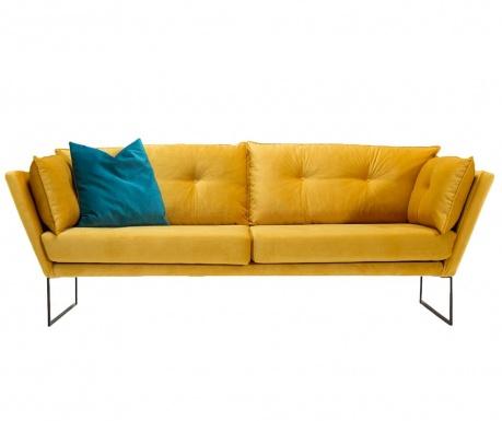 Canapea 3 locuri Relax Mustard Yellow