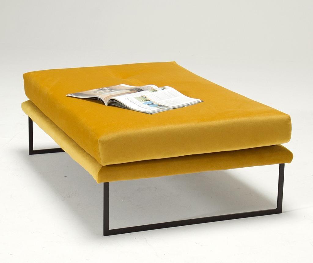 Bancheta Relax Yellow