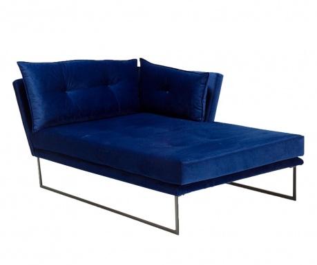 Sezlong living dreapta Relax Sax Blue