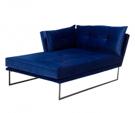 Sezlong living stanga Relax Sax Blue