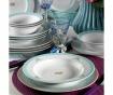 Turquoise ZigZag 24 darabos Étkészlet