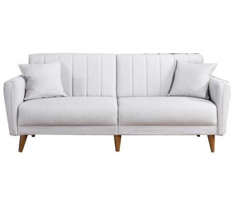 Canapea 3 locuri Tiffany Cream