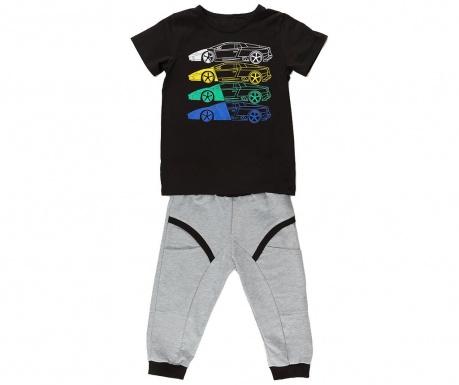 Sada tričko a kalhoty pro děti Cars Baggy