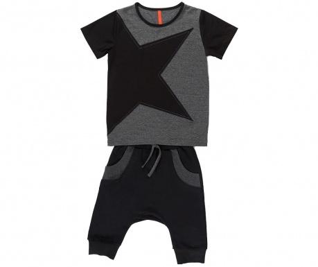 Sada tričko a nohavice pre deti Gray Star Baggy