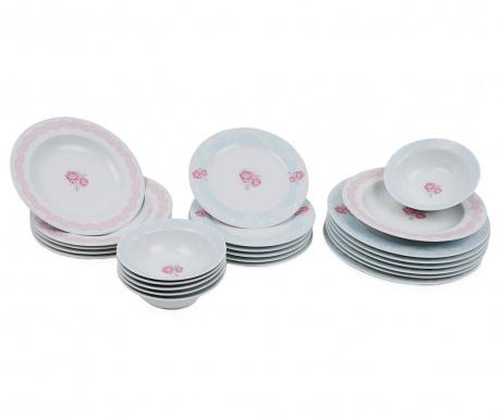Set de masa 24 piese Pastel Lace