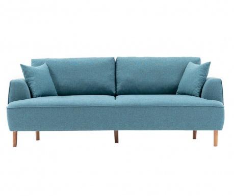 Canapea 3 locuri Felix Extra Soft Turquoise