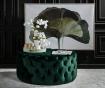 Alvina Dark Green Zsámoly