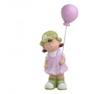 Decoratiune Girl Baloon