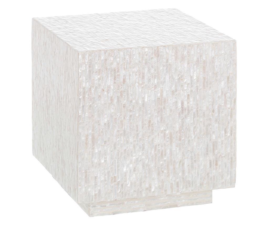 Klubska mizica Mosaic Glow Cube