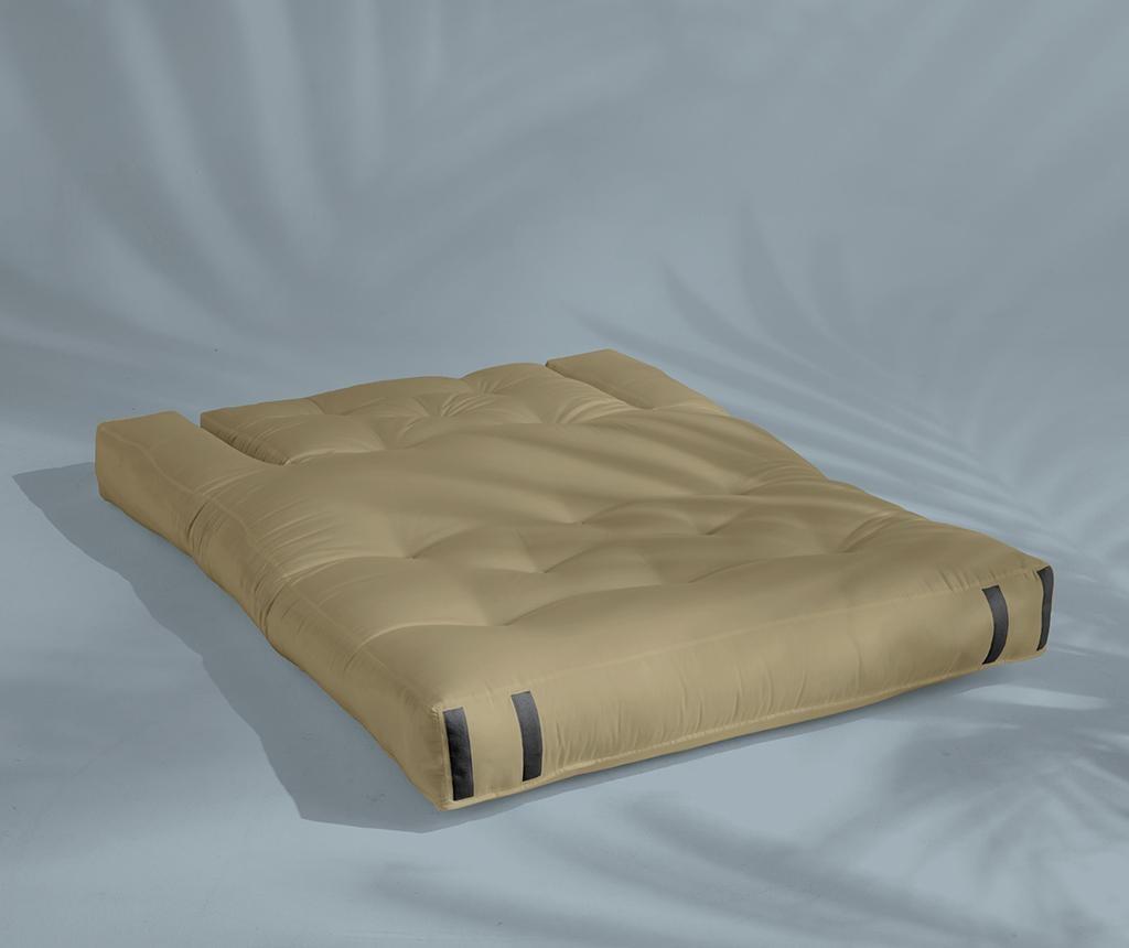 Sofa extensibila pentru exterior Hippo Out Beige 140x200 cm