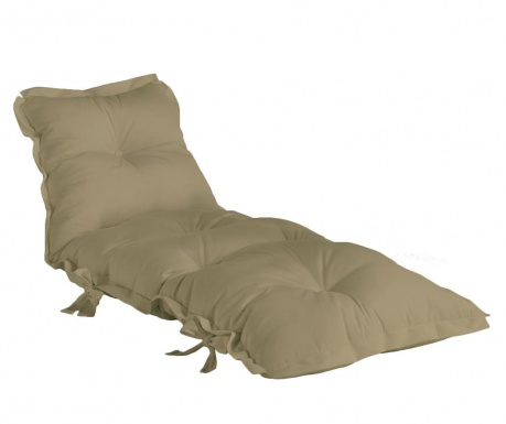 Saltea pentru exterior Sit and Sleep Out Beige 80x200 cm