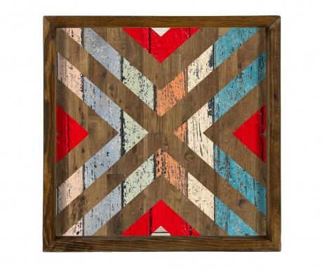 Tablou Cross 50x50 cm