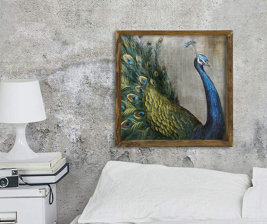 Slika Blueish 50x50 cm