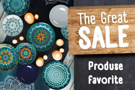 The Great Sale: Produse favorite