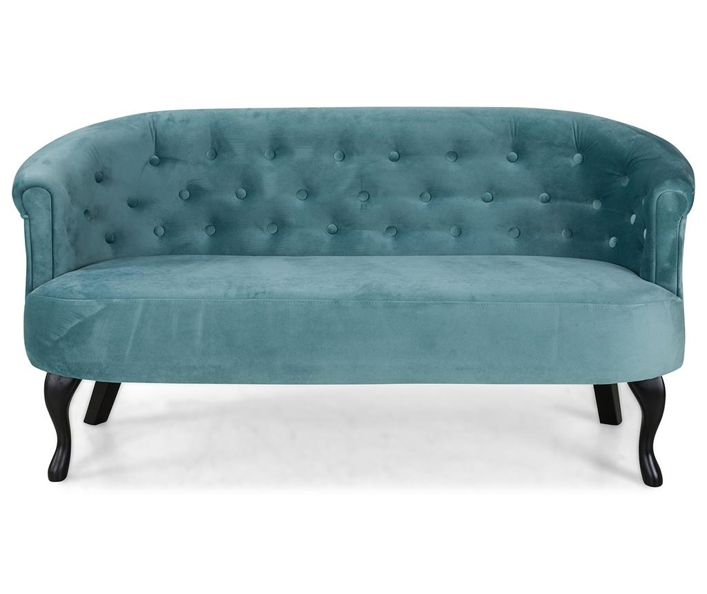 Sofa Madalina Turquoise