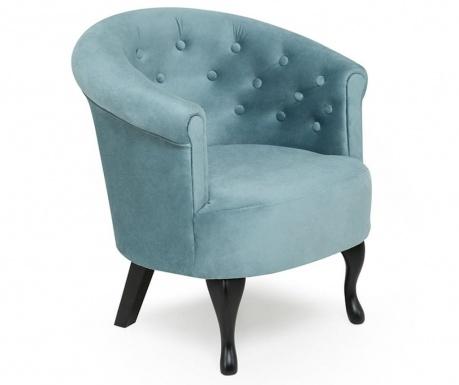 Fotel Madalina Turquoise