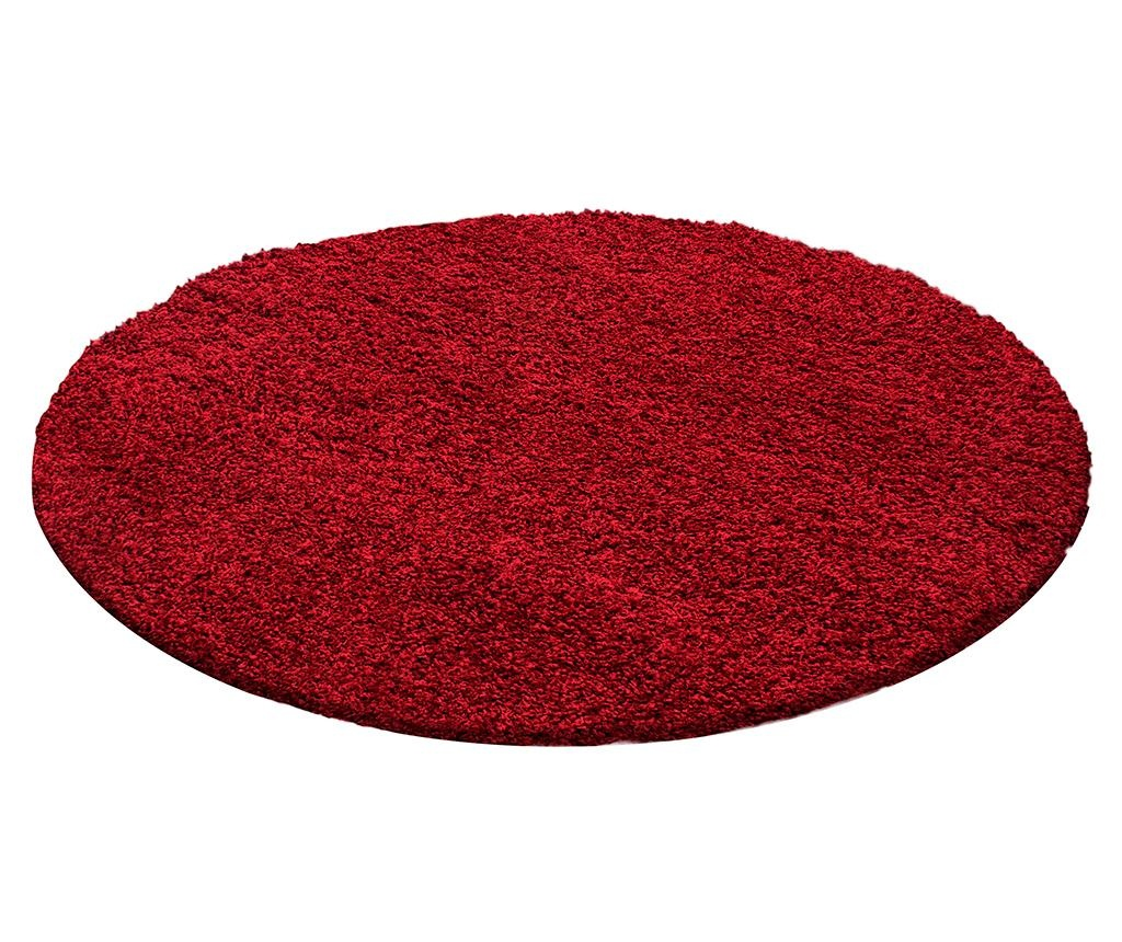 Dywan Dream Round Red 120 cm