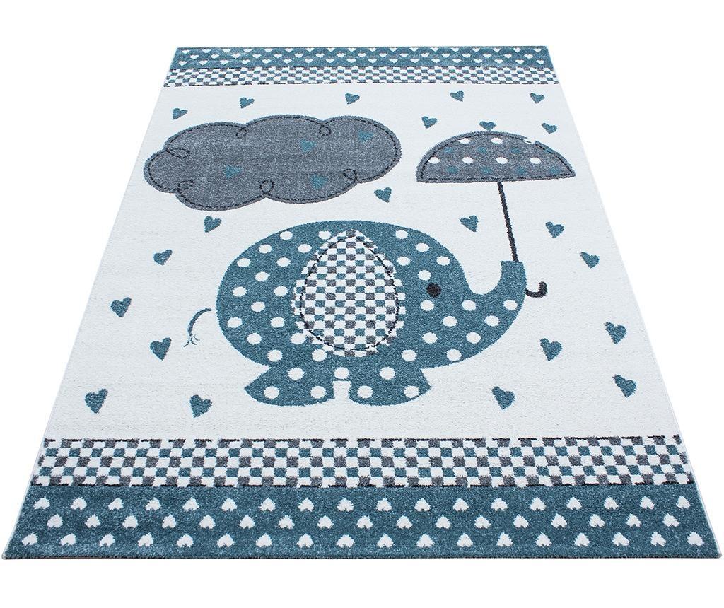 Elephant Blue Szőnyeg 160x230 cm