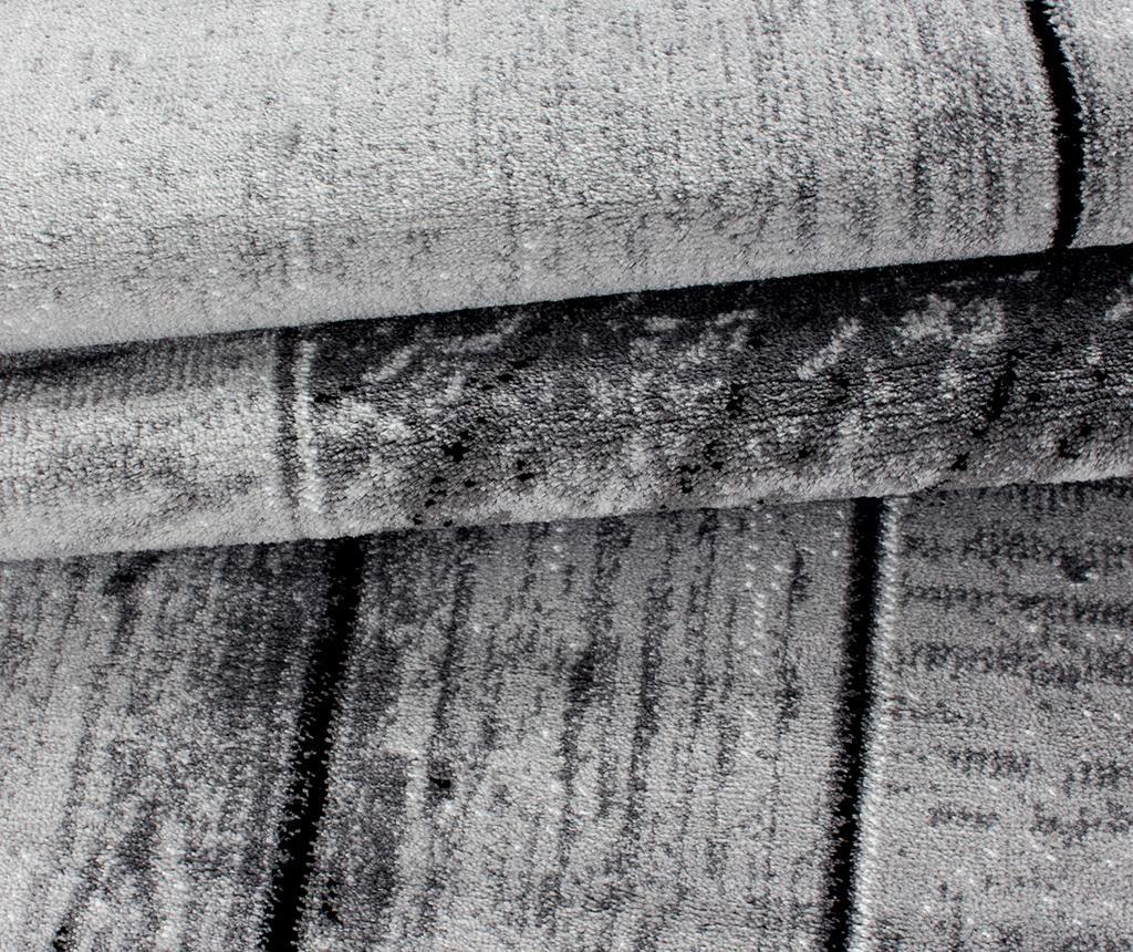Tepih Parma Wood Black 80x150 cm