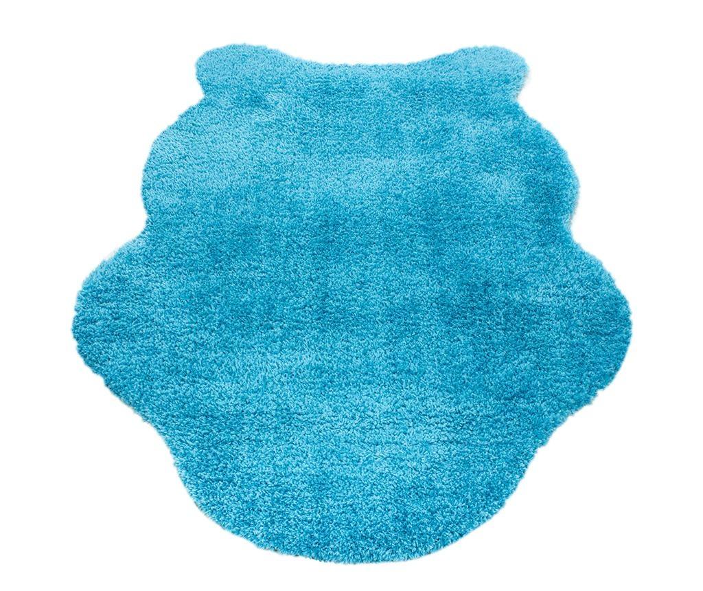 Koberec Schaffel Turquoise 80x120 cm