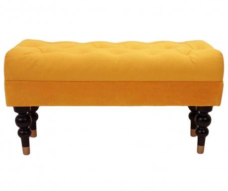 Ławka diYana Classic Yellow