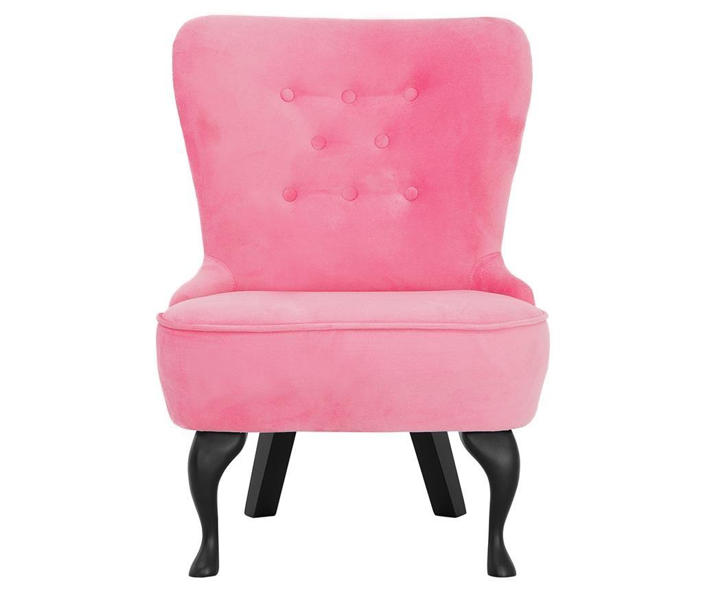 Křeslo diYana Pink