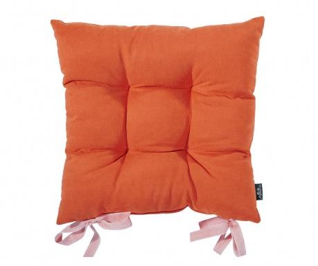 Vankúš na sedenie Bronx Orange 37x37 cm