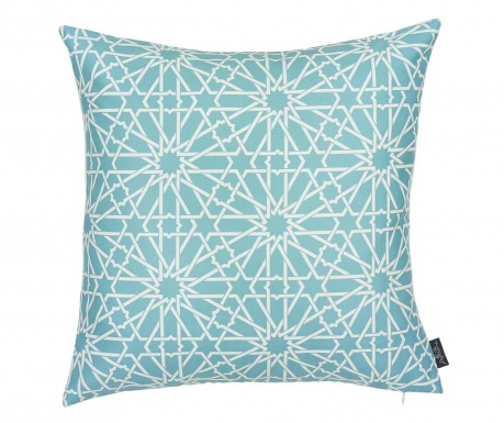 Prevleka za blazino Wheaton Light Blue 45x45 cm