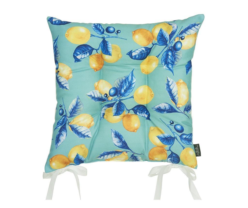Jastuk za sjedalo Furriel 37x37 cm