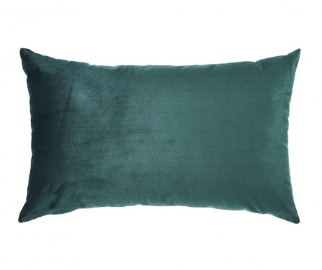 Povlak na polštář Leafen Emerald 36x55 cm