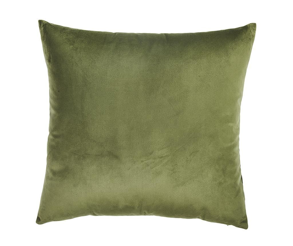 Prevleka za blazino Leafen  Tuscany Olive 45x45 cm