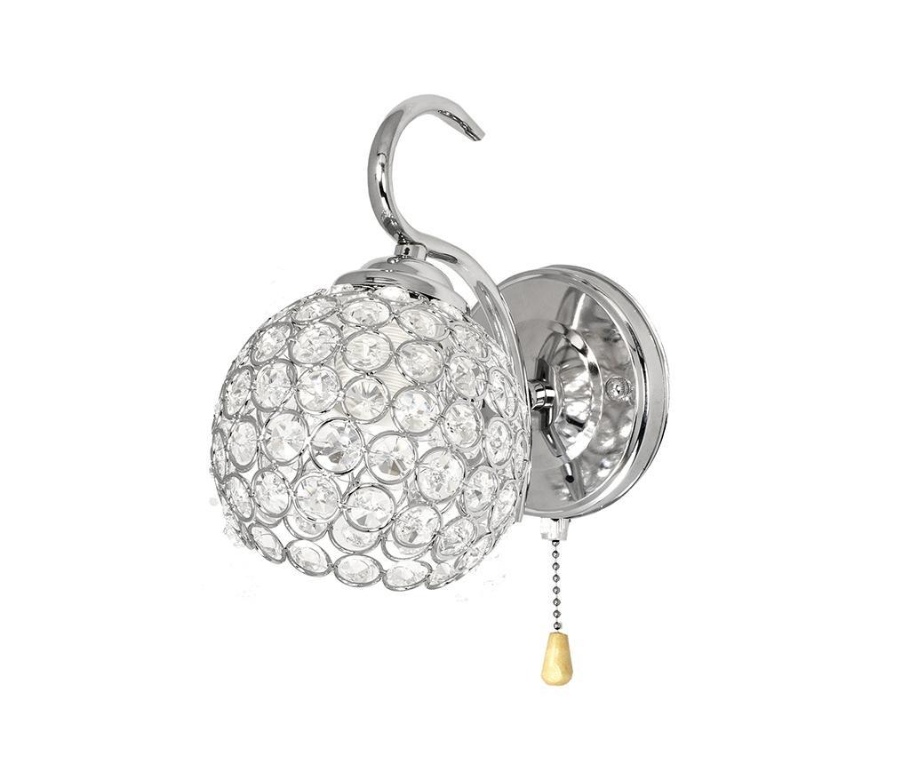 Doris Silver Fali lámpa