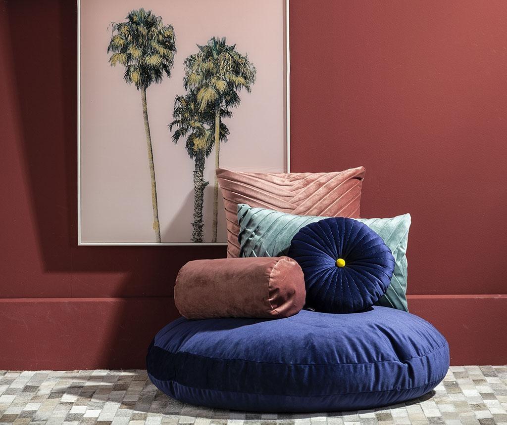 Podni jastuk Classy Blue 80 cm