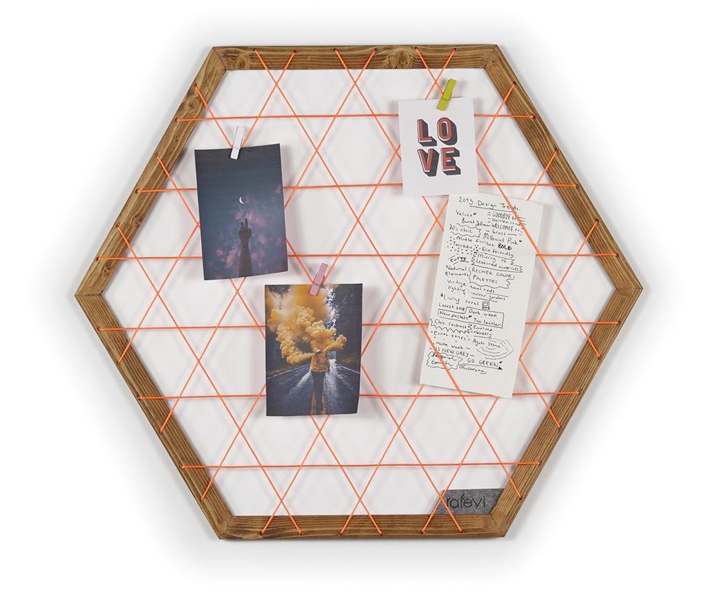 Tuva Orange Emlékeztető tábla