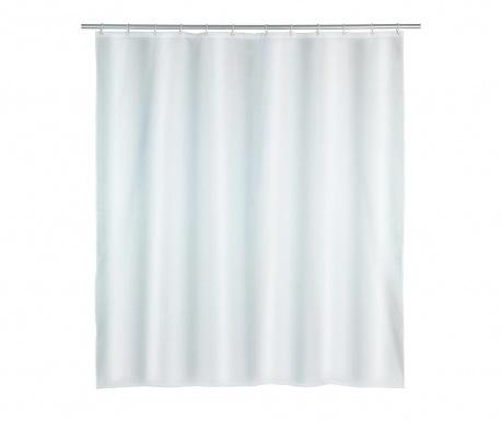 Zasłona prysznicowa Punto White 180x200 cm