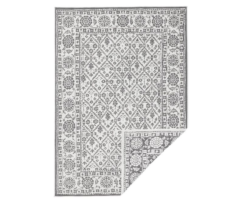 Twin Curacao Grey Cream Kültéri szőnyeg 80x150 cm