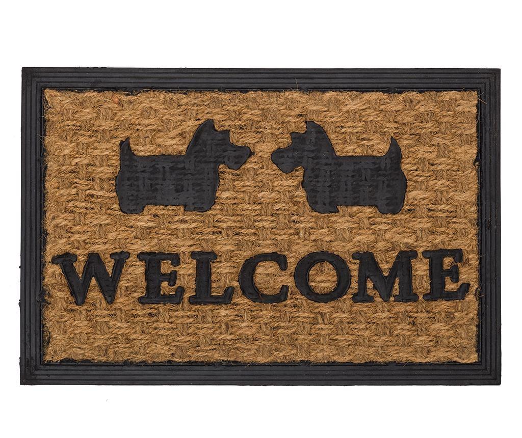 Welcome Bristol Bejárati szőnyeg 40x60 cm