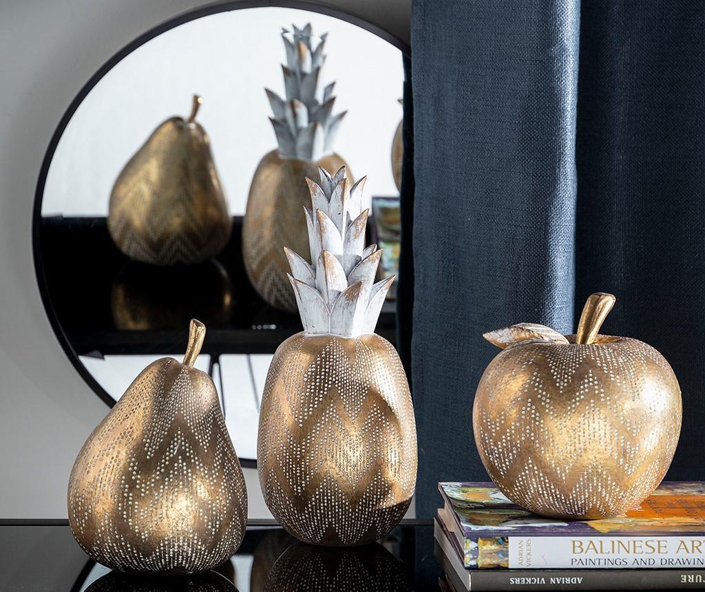 Pineapple Gold Dísztárgy