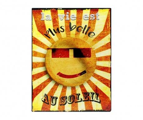 Zidni ukras Soleil