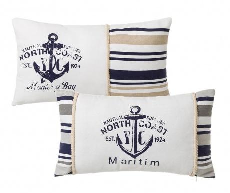 Set 2 ukrasna jastuka Marina Bay 30x50 cm
