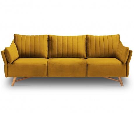 Kauč trosjed Elysee Gold