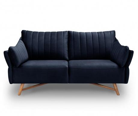 Kauč dvosjed Elysee Navy Blue