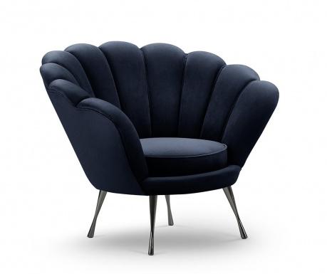 Fotel Wagram Navy Blue