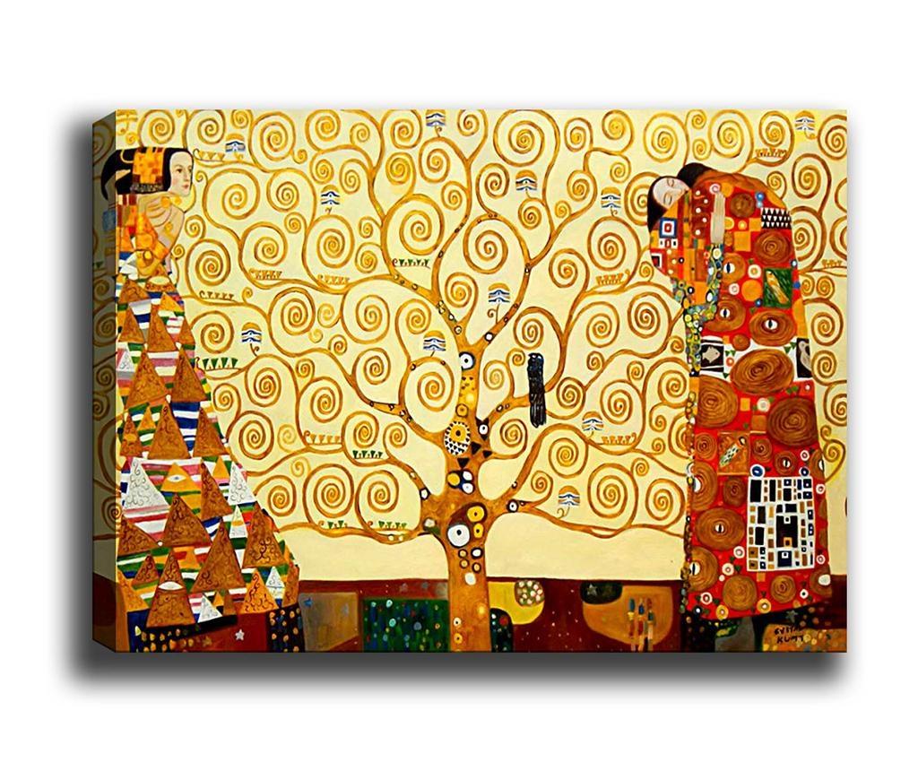 Slika The Tree of Life 50x70 cm
