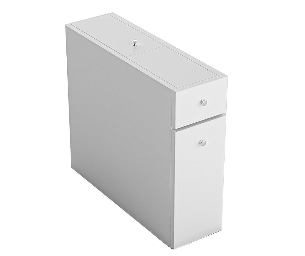 Skříňka do koupelny Calencia White