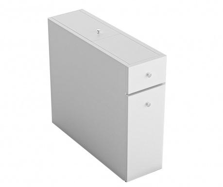 Calencia White Fürdőszobai szekrényke