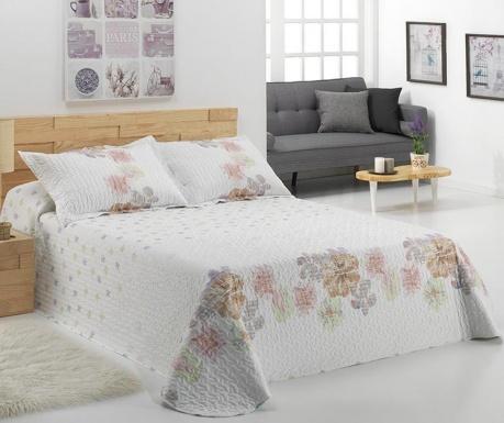 Set s posteljnim pregrinjalom Single Abbi Beige